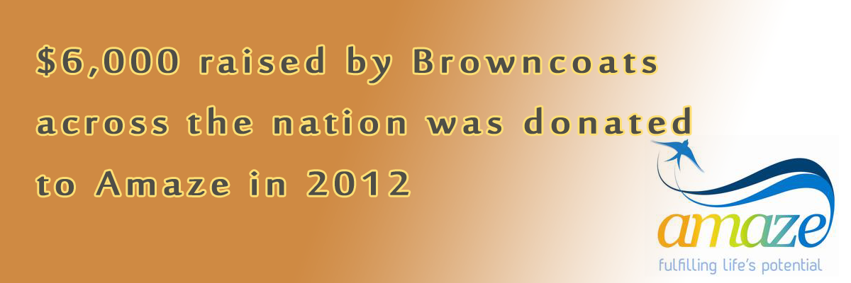 $6,000 was donated in 2012 by Browncoats across the nation