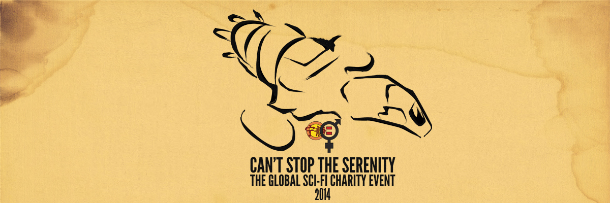 Can't Stop The Serenity 2014