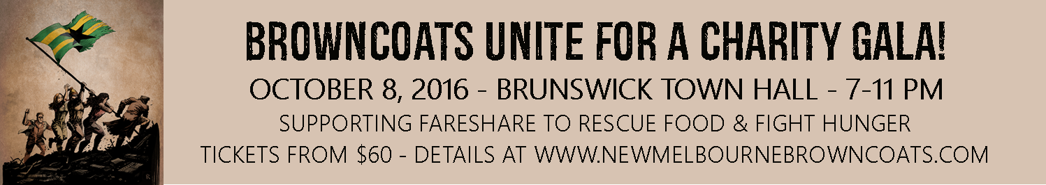 Browncoat Charity Gala - 8 October 2016